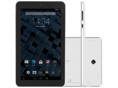 """Tablet Bravva Planet Tab BV-Quad 8GB 7"""" Wi-Fi - Android 5.0 Quad Core de 1.3GHz..."""