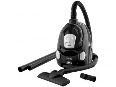 Aspirador de Pó Portátil Philco 1800W - com Filtro HEPA Easy Clean Turbo...