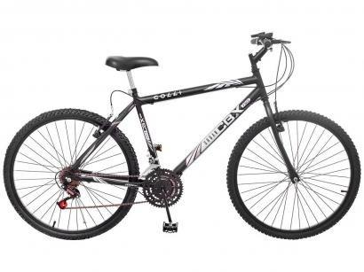 Bicicleta Colli Bike CBX 750 Aro 26 18 Marchas - Freio V-Brake