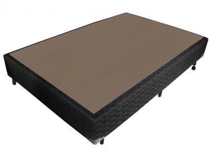 Box para Colchão Casal Probel - 15cm de Altura Tela Black