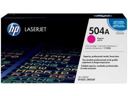 Toner HP LaserJet 504A - Magenta