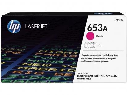 Toner HP Magenta 653A LaserJet - Original