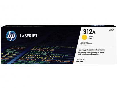 Toner HP Amarelo 312A LaserJet - Original