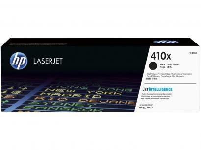 Toner HP Preto 410X LaserJet - Original