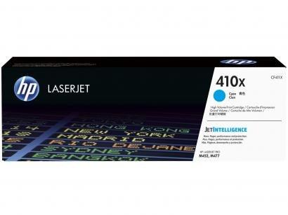 Toner HP Ciano 410X LaserJet - Original