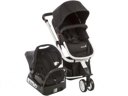 Carrinho de Bebê com Bebê Conforto Safety 1st - Mobi até 15kg