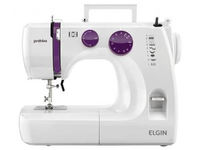 Máquina de Costura Elgin Prátika JX2051 - com Caseador Automático