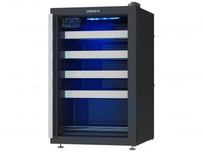 Expositor de Bebidas Vertical Venax 82L - Colorlight 100 1 Porta