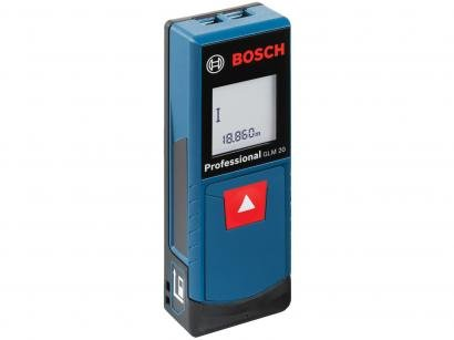 Trena Laser 20m Bosch - GLM 20 Professional