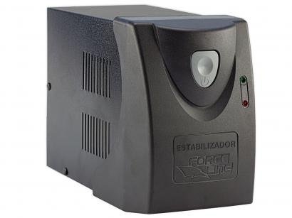 Estabilizador 1500VA/W 6 Tomadas - Bivolt Force Line Evolution III