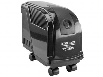 Estabilizador 600VA/W 4 Tomadas - Bivolt Force Line Evolution III