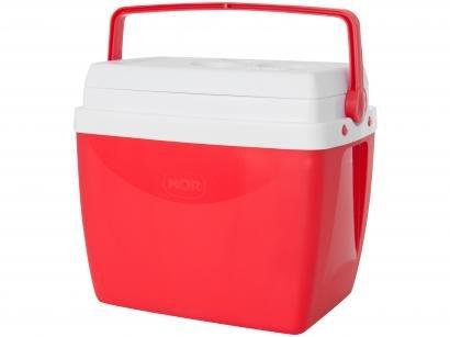 Caixa Térmica Mor 26L Vermelho