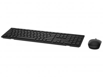 Kit Teclado e Mouse Dell - KM636
