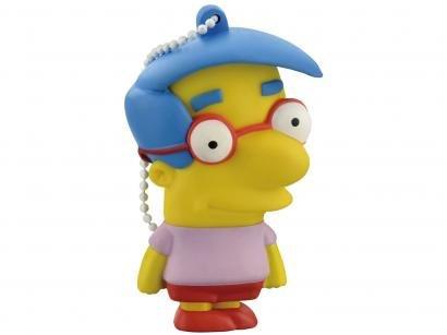Pen Drive 8GB Multilaser - Milhouse Simpsons