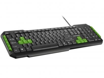 Teclado Gamer Multimídia TC201 - Multilaser