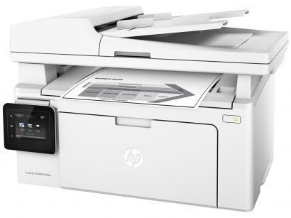 Impressora Multifuncional HP LaserJet Pro M132fw - Laser Wi-Fi USB