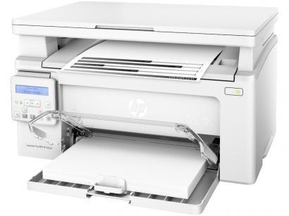 Impressora Multifuncional HP LaserJet Pro M132nw - Laser Wi-Fi USB