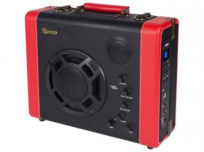 Caixa de Som Bluetooth Raveo Pulse - 30W com Microfone