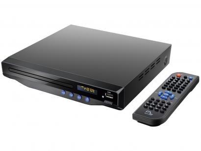 DVD Player Multilaser SP193 Função Karaokê - Conexão SP193 USB HDMI