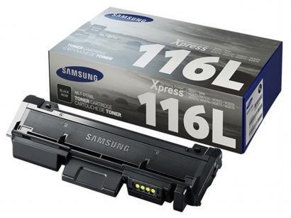 Toner Samsung Preto - MLT-D116L para Samsung M2835DW Samsung M2885FW