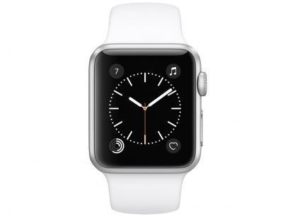 Apple Watch Series 1 38mm Alumínio 8GB Esportiva - Bluetooth Wifi Resistente à...