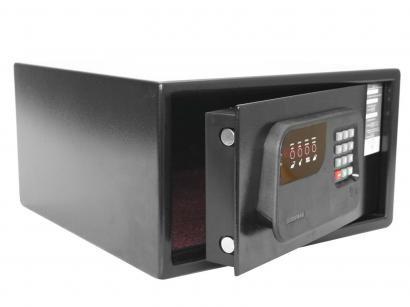 Cofre Eletrônico 26L Novare - Combate 200 ED Note