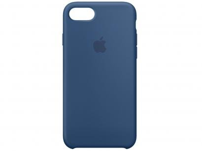 Capa Protetora de Silicone - para iPhone 7 e iPhone 8 Apple