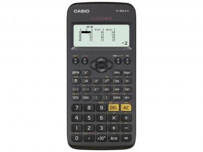 Calculadora Científica Casio 275 Funções - ClassWiz FX-82LA X Preta