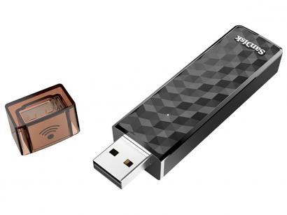 Pen Drive 16GB SanDisk Connect Wireless Stick - Led Indicador de Uso