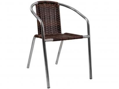 Cadeira para Área Externa de Alumínio - Alegro Móveis A99