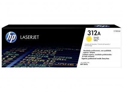 Toner HP Amarelo 312A LaserJet Pro - Original