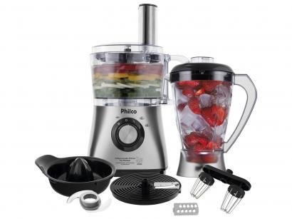 Multiprocessador Philco All in One Plus Platinum - 2 Velocidades + Pulsar 800W