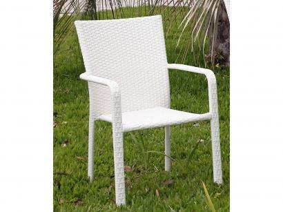 Cadeira para Jardim/Área Externa Alumínio - Alegro Móveis C403