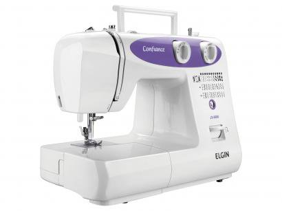 Máquina de Costura Elgin JX-6000 - 31 Pontos