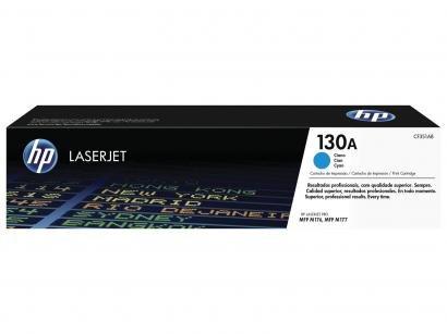 Toner HP Ciano 130A Original para - HP Laserjet Pro MFP M176 HP Laserjet Pro...