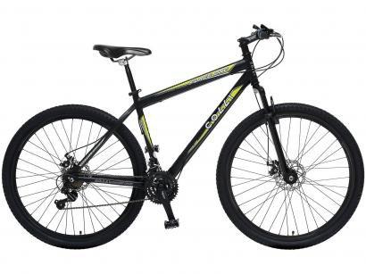 Bicicleta Aro 29 Mountain Bike Colli Bike - Force One Freio a Disco 21 Marchas Câmbio Shimano