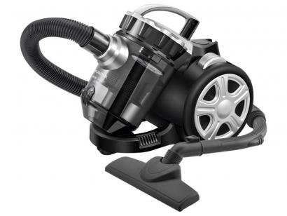 Aspirador de Pó Mondial 1500W Filtro HEPA - Next Black 2200 9940-01