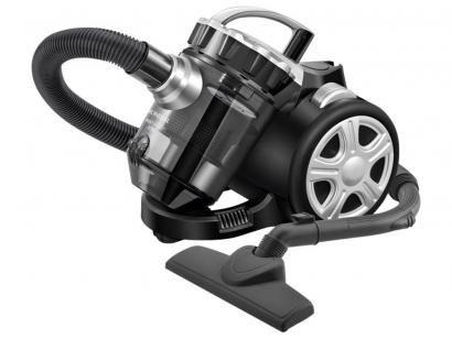 Aspirador de Pó Mondial 1500W Filtro HEPA - Next Black 2200 9940-02