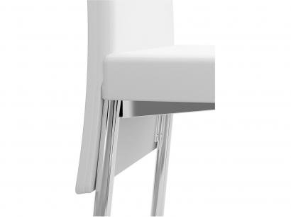 Cadeira de Aço 2 Peças Móveis Carraro - Clássica 306