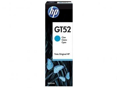 Garrafa de Tinta HP Ciano GT52 Original - para HP DeskJet GT 5822