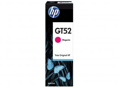 Garrafa de Tinta HP Magenta GT52 Original - para HP DeskJet GT 5822