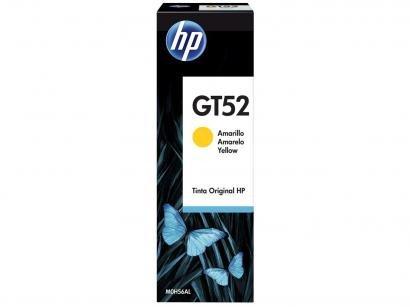 Refil de Tinta HP Amarelo - GT52