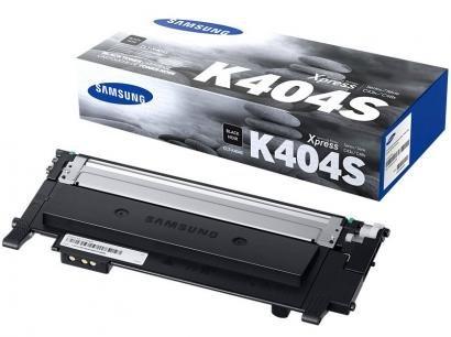 Toner Samsung Preto - CLT K404S p/SL C480FW