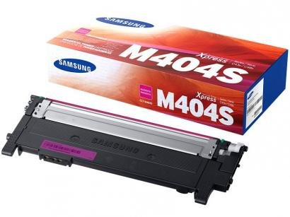 Toner Samsung Magenta - CLT M404S p/ SL C480FW