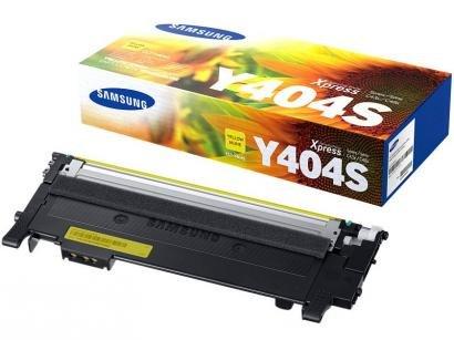 Toner Samsung Amarelo - CLT Y404S p/ SL C480FW