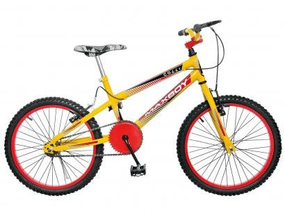 Bicicleta Colli Bike Max Boy Aro 20 - Freio V-brake