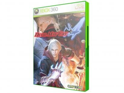 Devil May Cry 4 para Xbox 360 - Capcom