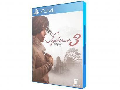 Syberia 3 para PS4 - Ubisoft