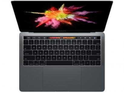 "Macbook Pro Retina LED 13,3""Apple MPXW2BZ/A - Prata Intel Core i5 8GB 512GB OS..."