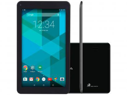 "Tablet Bravva BV Nine 8GB 9"" Wi-Fi Android 5.0 - Quad Core Câmera Integrada"